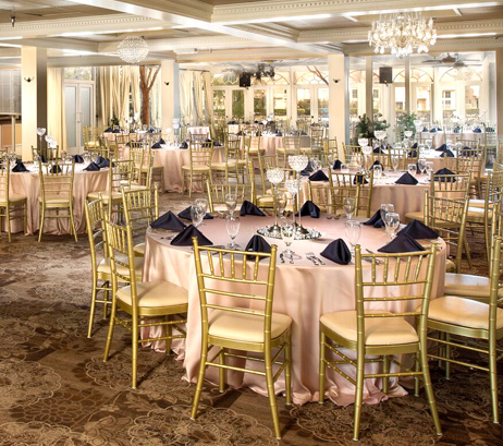 Las Vegas Celebrations of Life Banquet Hall Decor