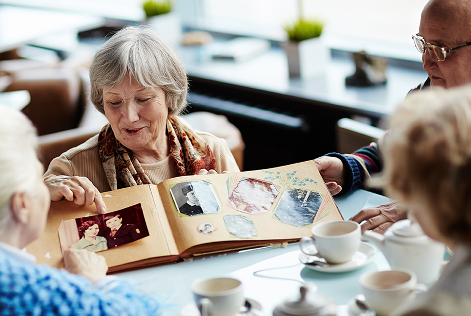 Keep Your Loved One's Memory Alive After Their Memorial Service